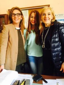 Francesca Chiriani  DS e Anna Menditto