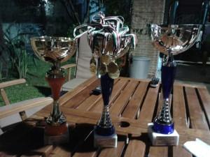 Premio vincitori torneo Calciotto