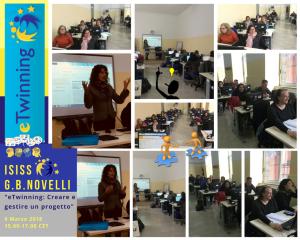 seminario eTwinning Novelli